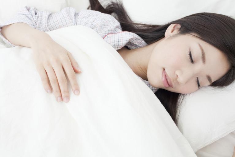 質の良い睡眠のために